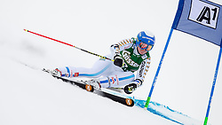 28.12.2014, Hohe Mut, Kühtai, AUT, FIS Ski Weltcup, Kühtai, Riesenslalom, Damen, 1. Durchgang, im Bild Jessica Lindell-Vikarby (SWE) // Jessica Lindell-Vikarby of Sweden in action during 1st run of Ladies Giant Slalom of the Kuehtai FIS Ski Alpine World Cup at the Hohe Mut Course in Kuehtai, Austria on 2014/12/28. EXPA Pictures © 2014, PhotoCredit: EXPA/ JFK