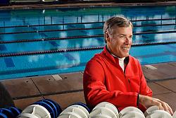 Stanford swim coach Skip Kenney
