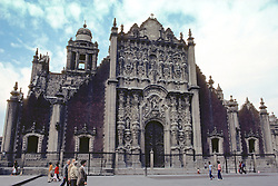 Sagrario Metropolitano Church / Parish