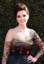 2018 Daytime Emmy Awards. 29 Apr 2018 Pictured: Jen Lilley. Photo credit: MEGA TheMegaAgency.com +1 888 505 6342