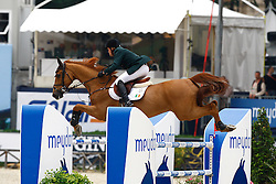 Hanley Cameron (IRL) - Southwind VDL<br /> Meydan FEI Nations Cup - Rome 2010<br /> © Hippofoto - Stefano Grasso