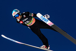 Antti Aalto (FIN) during the Trial Round of the Ski Flying Hill Individual Competition at Day 1 of FIS Ski Jumping World Cup Final 2019, on March 21, 2019 in Planica, Slovenia. Photo by Matic Ritonja / Sportida
