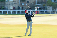 Alfred Dunhill Links Champ 2018 06-10-2018. St Andrews 061018