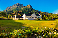 Zorgvliet Wines, near Stellenbosch, Cape Winelands, near Cape Town, South Africa.