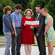 28/08/2015             <br /> Pharmaceutical Manufacturing Technology Centre (PMTC) Knowledge day at the Kemmy Business School, University of Limerick.    <br />  Pictured at the event were, Prof. Eithne Dempsey, ITT Dublin, Dr. William Lee, UL, Dr. Ibina Crean, UCC, Prof. Gavin Walker, Bernal Chair of Pharmaceutical Powder Eng and Dr. Sandra Lenihan, CIT. Picture: Alan Place