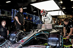 May 10, 2019 - Barcelona, Spain - Motorsports: FIA Formula One World Championship 2019, Grand Prix of Spain, ..#44 Lewis Hamilton (GBR, Mercedes AMG Petronas Motorsport) (Credit Image: © Hoch Zwei via ZUMA Wire)