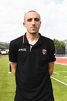Paul Bernardoni of Clermont during the friendly match between Montpellier Herault and Clermont foot on July 19, 2017 in Millau, France. (Photo by Philippe Le Brech/Icon Sport)
