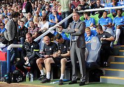 Peterborough United Manager, Darren Ferguson  - Photo mandatory by-line: Joe Dent/JMP - Tel: Mobile: 07966 386802 05/10/2013 - SPORT - FOOTBALL - London Road Stadium - Peterborough - Peterborough United V Preston North End - Sky Bet League 1