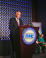 Senator Edward Markey - at the Massachusetts Health Council Gala - October 18, 2016 - Boston Sheraton Hotel