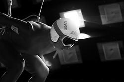 19.10.2013, Klima Wind Kanal, Wien, AUT, OESV, Nordische Kombination Skisprungtraining im Wind Kanal, im Bild Willi Denifl // during the Skijump training in the Climatic Wind Tunnel, Austria 20131019. EXPA Pictures © 2013, PhotoCredit: EXPA/ Sascha Trimmel