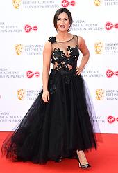 Susannah Reid attending the Virgin Media BAFTA TV awards, held at the Royal Festival Hall in London. Photo credit should read: Doug Peters/EMPICS