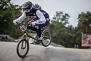 #462 (CAIRNS Max) AUS during practice at Round 5 of the 2018 UCI BMX Superscross World Cup in Zolder, Belgium