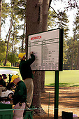 April 06, 2021 - GA: The Masters 2021 at Augusta National - Pre-Tournament