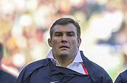Twickenham. Surrey, UK., 16th February 2002, Six Nations International Rugby,  RFU Stadium, England vs Ireland,  [Mandatory Credit: Peter Spurrier/Intersport Images],<br /> <br /> The Lloyds TSB Six Nations Championship<br /> England v Ireland<br /> RFU - Twickenham<br /> 16/02/2002<br /> Jason Leonard<br /> <br /> <br /> <br />  <br /> <br /> <br /> <br /> <br /> <br /> <br /> <br /> <br /> <br /> <br /> Salesi Finau