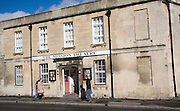 The Mission Theatre, Bath, Somerset, England run by Next Stage Theatre Company as a council owned community venue in a former chapel.