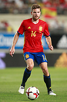 Spain's Asier Illarramendi during international friendly match. June 7,2017.(ALTERPHOTOS/Acero)