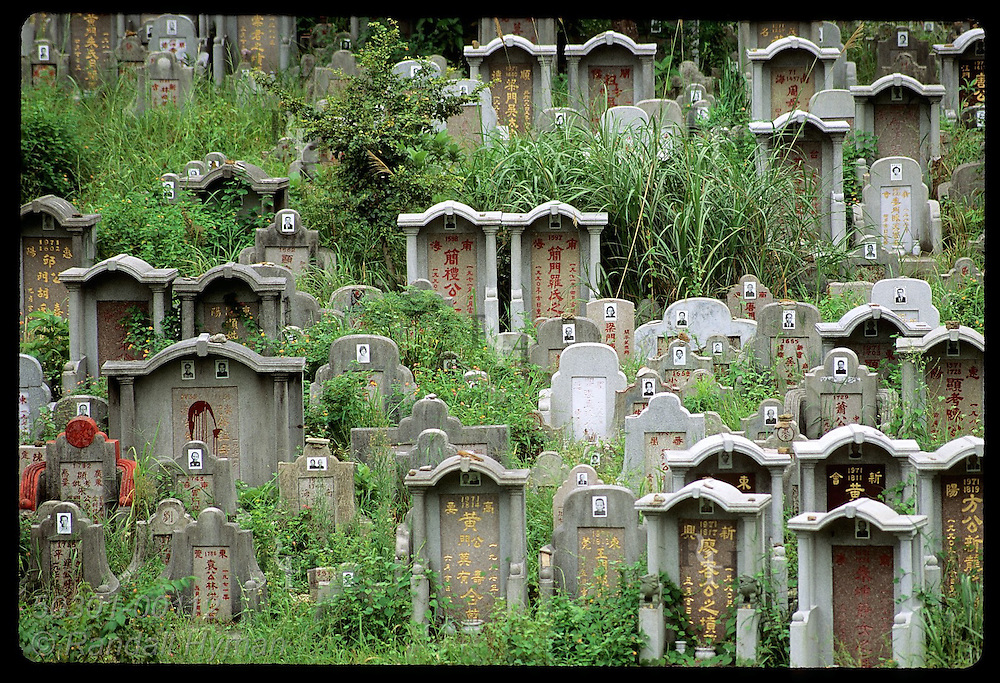 No vacancies: Wo Hop Shek cemetery requires bones be moved after 7 yrs to make room for new dead. Hong Kong