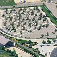 The Pentagon 911 Memorial - Memorial Day weekend, 2012.