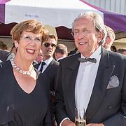 NLD/Amsterdam//20170617 - Amsterdam Diner 2017, Annemarie Jorritsma en partner