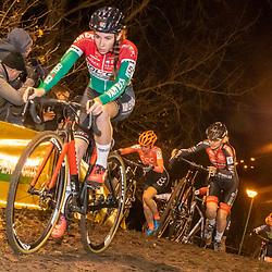 2019-12-29: Cycling: Superprestige: Diegem: Hungarian national champion Kata Blanca Vas