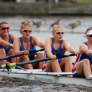 Women's Fours - Henley Qualifiers 2017