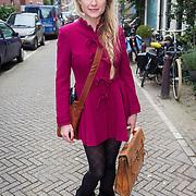 NLD/Amsterdam/20130917 - Boekpresentatie Het Inzicht van Johan Noorloos, Lauren Verster
