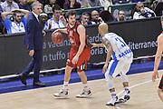 DESCRIZIONE : Eurocup 2015-2016 Last 32 Group N Dinamo Banco di Sardegna Sassari - Cai Zaragoza<br /> GIOCATORE : Tomas Bellas<br /> CATEGORIA : Palleggio Controcampo<br /> SQUADRA : Cai Zaragoza<br /> EVENTO : Eurocup 2015-2016<br /> GARA : Dinamo Banco di Sardegna Sassari - Cai Zaragoza<br /> DATA : 27/01/2016<br /> SPORT : Pallacanestro <br /> AUTORE : Agenzia Ciamillo-Castoria/L.Canu