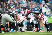 December 24, 2016: Carolina Panthers vs Atlanta Falcons. Matt Ryan, QB