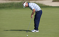 S?ren Kjeldsen (DEN) putting on the 14th during Round Two of the 2015 Alstom Open de France, played at Le Golf National, Saint-Quentin-En-Yvelines, Paris, France. /03/07/2015/. Picture: Golffile   David Lloyd<br /> <br /> All photos usage must carry mandatory copyright credit (© Golffile   David Lloyd)