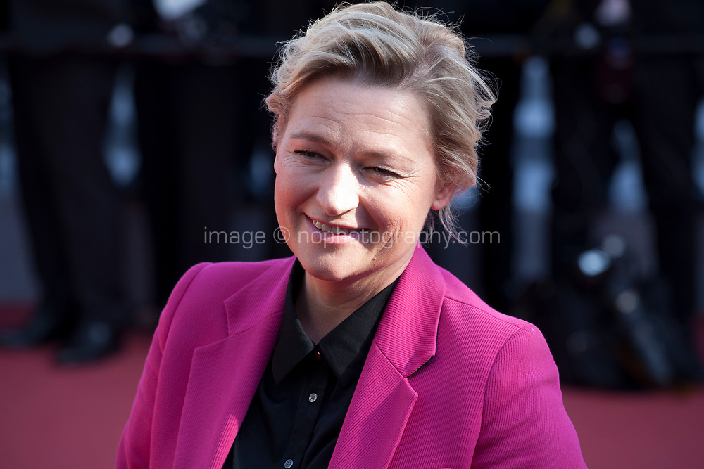 Anne-Elisabeth Lemoine at the closing ceremony and The Specials film gala screening at the 72nd Cannes Film Festival Saturday 25th May 2019, Cannes, France. Photo credit: Doreen Kennedy