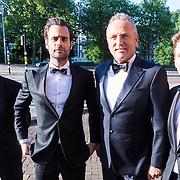 NLD/Amsterdam/20130625 - Premiere van de film Tula The Revolt, Gordon Heuckeroth en vrienden
