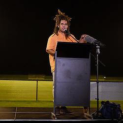 BRISBANE, AUSTRALIA - NOVEMBER 7:  during the Australian Indigenous Football Championships Opening Reception on November 7, 2018 in Brisbane, Australia. (Photo by Patrick Kearney)