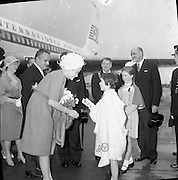 Royal Visit to Ireland by Princess Grace and Prince Rainier of Monaco..10.06.1961