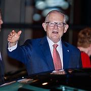 NLD/Utrecht/20130201 - Vertrek 75ste verjaardagfeest  Koninging Beatrix, Prof.mr. Pieter van Vollenhoven