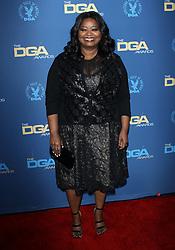 71st Annual Directors Guild Of America Awards - Arrivals. 02 Feb 2019 Pictured: Octavia Spencer. Photo credit: Jaxon / MEGA TheMegaAgency.com +1 888 505 6342
