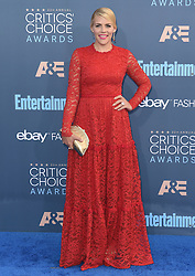 Stars attend the 22nd Annual Critics Choice Awards in Santa Monica, California. 11 Dec 2016 Pictured: Busy Philipps. Photo credit: Bauer Griffin / MEGA TheMegaAgency.com +1 888 505 6342