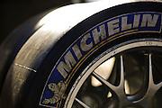 Michelin tire, Petit Le Mans. Oct 18-20, 2012. © Jamey Price