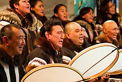 Inuvialuit Drummers and Dancers, NWT
