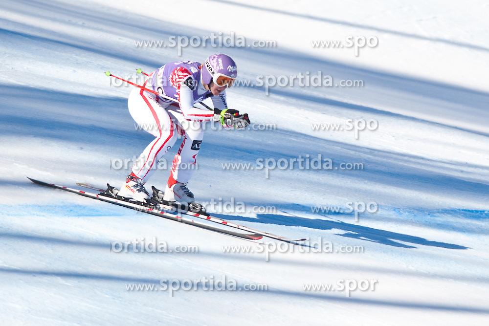 22.01.2011, Tofana, Cortina d Ampezzo, ITA, FIS World Cup Ski Alpin, Lady, Cortina, Abfahrt, im Bild Michaela Kirchgasser (AUT, #36) // Michaela Kirchgasser (AUT) during FIS Ski Worldcup ladies Downhill at pista Tofana in Cortina d Ampezzo, Italy on 22/1/2011. EXPA Pictures © 2011, PhotoCredit: EXPA/ J. Groder