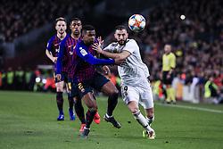 February 6, 2019 - Barcelona, Spain -  (Credit Image: © Xavier Bonilla/NurPhoto via ZUMA Press)