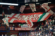AX Armani Exchange Milano - Victoria Libertas Pesaro<br /> Campionato Legabasket 2018/2019 - LBA<br /> Brescia 10/02/19<br /> Ciamillo - Castoria // Foto Vincenzo Delnegro