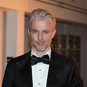 NLD/Amsterdam/20151119 - Esquire Best Geklede man 2015, hoofdredacteur Arno Kantelberg