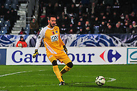 Jody Viviani - 21.01.2015 - Boulogne / Grenoble - Coupe de France<br />Photo : Philippe le Brech / Icon Sport