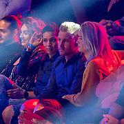 NLD/Amsterdam/20181031 - Boxingstars 2018, 1e aflevering, Matsoe Matsoe (blauw shirt)