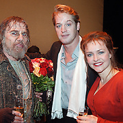 Musical Olivier Amsterdam, Willem Nijholt, Tony Neef en Marisca van Kolck