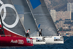 Audi Sailing Team powered by ALL4ONE, AUDI MedCup Marseille, France, Marseille Trophy, (14-19 June 2011) © Sander van der Borch / Sea&Co