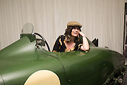SONIA SAVILLE, Preview for The London Motor Show, Battersea Evolution. London. 5 May 2016