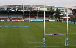 General Views of The Stoop, home to Harlequins, before the game - Mandatory by-line: Matt Impey/JMP - 26/12/2020 - RUGBY - Twickenham Stoop - London, England - Harlequins v Bristol Bears - Gallagher Premiership Rugby