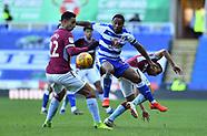 Reading v Aston Villa 020219