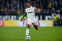 Alex Sandro Juventus <br /> Torino 14-03-2016 Juventus Stadium Football Calcio Champions League 2016/2017 Juventus - Porto Round of 16. Foto Filippo Alfero Insidefoto